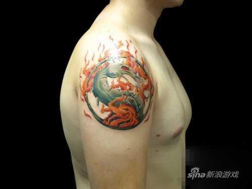 玩家纹身集锦 (7)