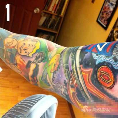 玩家纹身集锦 (16)