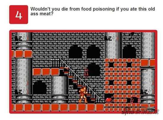 贝尔蒙特吃下在城堡埋藏了几千年的食物为什么不会中毒?