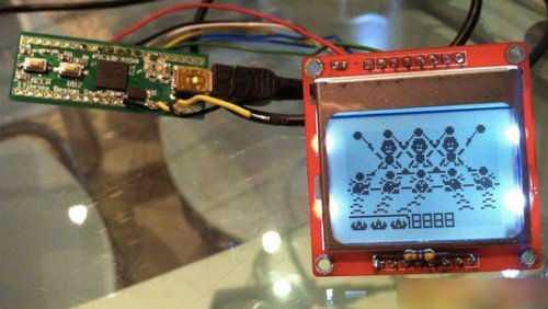 芯片来自Nokia