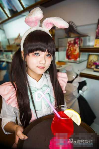 女仆咖啡馆