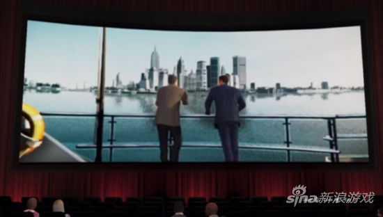 GTA5的电影院