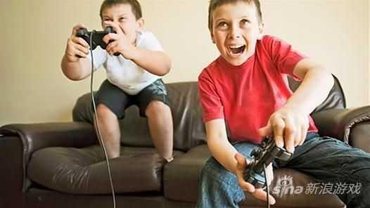 控制玩游戏的时间比让孩子远离暴力游戏更重要