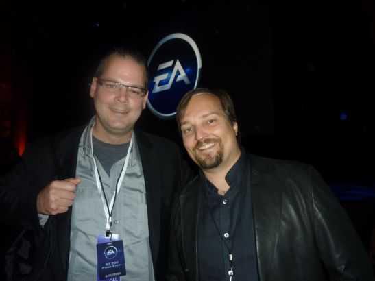 2007年,EA的重要成果是收购Bioware这家单机RPG的重要工作室。