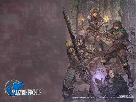 《北欧女神传2》官方追加壁纸01