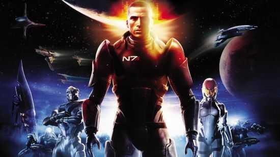 不过被EA收购后,他们则转而开发了另一款经典的科幻大作《质量效应》。
