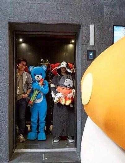韩国游戏公司别出心裁:全员COSER上下班