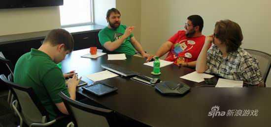 QA部门经常招开会议并交换意见