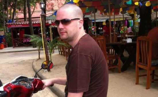 Neji在老挝