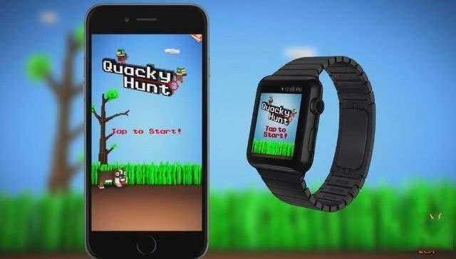 Apple Watch24日正式上市 新设备或赢得游戏市场