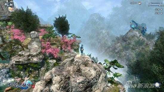 《仙剑6》风景图曝光