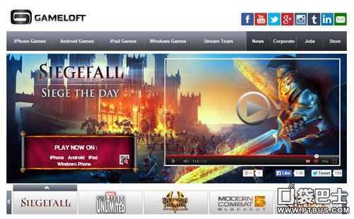 Gameloft大裁员 因为手机游戏不赚钱?