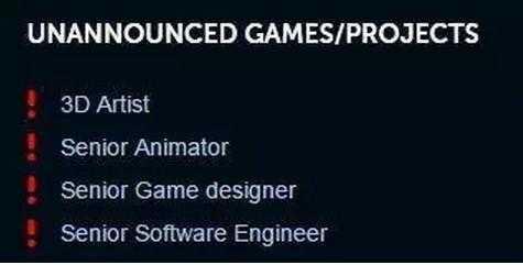 一起来领略 游戏公司的招聘信息的隐藏秘密