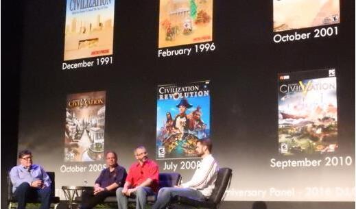席德·梅尔:《文明》系列累计销量突破3300万
